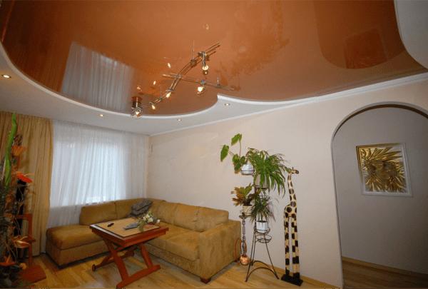Как выбрать натяжной потолок в зависимости от материала изготовления, фактуры и производителя